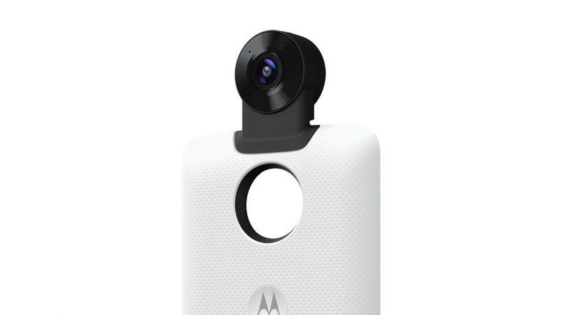 Aksesori Moto 360 Camera Mod Diperlihatkan Oleh Motorola