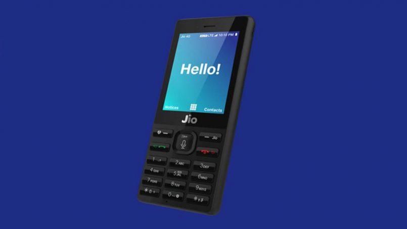"""Telefon 4G """"Percuma"""" Reliance Jio Phone Dilancarkan Di India Dengan Pakej Data Internet Tanpa Had"""
