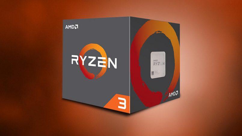 AMD Ryzen 3 Dilancarkan – Hadir Dalam Pilihan 1300X Dan 1200
