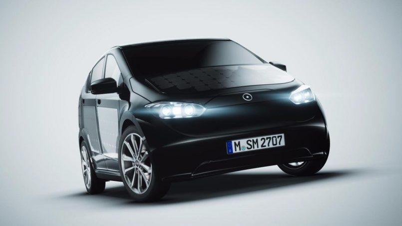 Sion – Kereta Elektrik Dengan Panel Solar Terbina Mula Dijual