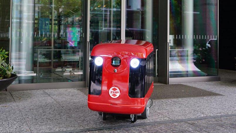 Robot Swapandu Menghantar Sushi Akan Memulakan Operasi Di Jepun Ogos Ini