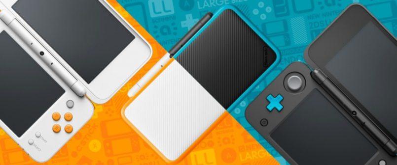 Nintendo 2DS XL Baru