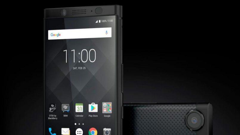 Hanya 850000 BlackBerry KeyOne Terjual Sepanjang 2017 Amanz