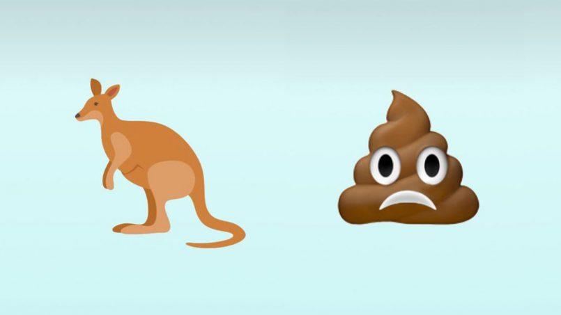 Emoji Tahi Sedih Dan Kangaroo Antara 67 Emoji Baru Yang Akan Ditambah Tahun Hadapan