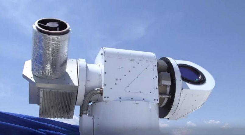 Sistem Laser Lockheed Martin ATHENA Berjaya Memusnahkan Lima Dron Dalam Ujian Terkini