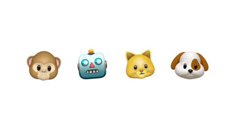 Fungsi Animoji iPhone X Tertiris – Emoji 3D Dengan Animasi Mengikut Wajah Pengguna