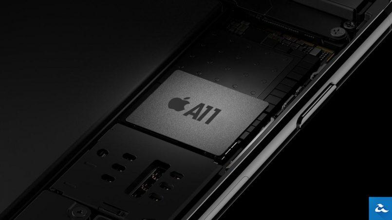 (Ura-Ura) Cip Apple A11 Untuk iPhone X dan iPhone 8 Mempunyai Enam Teras