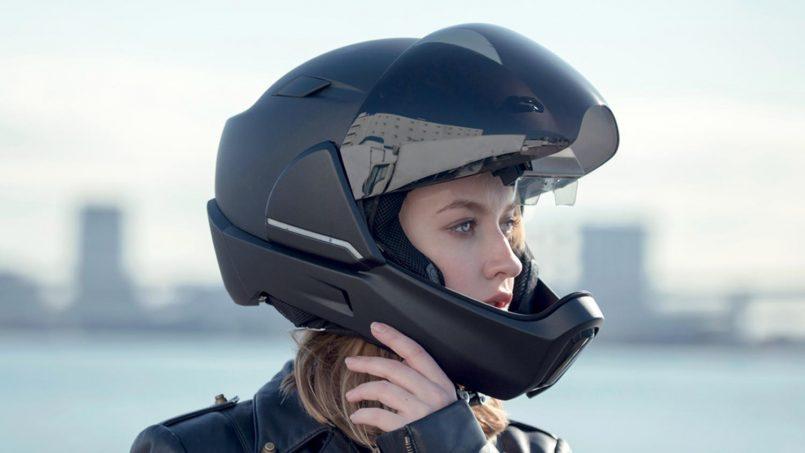 Crosshelmet – Topi Keledar Pintar Dengan Sistem HUD Dan Kamera 360 Darjah