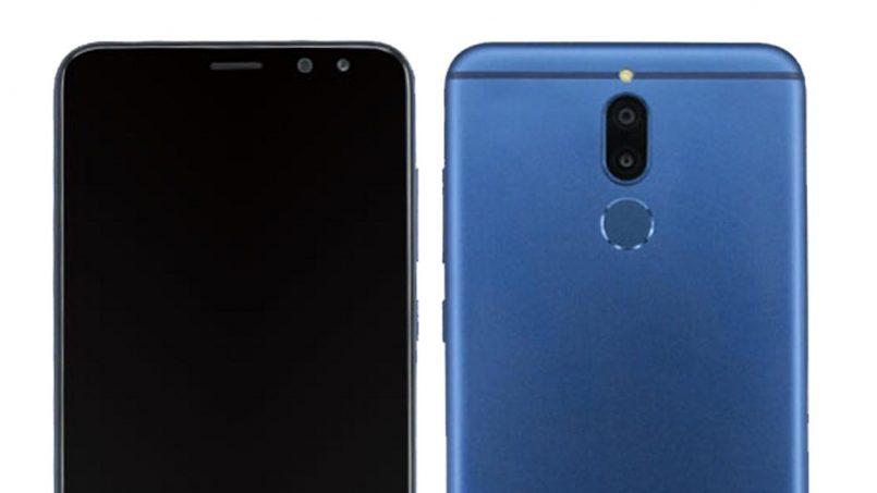 Adakah Ini Huawei Nova 2i? – Peranti Dengan Empat Kamera Dan Skrin 18:9