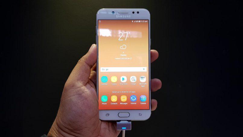 Pandang Pertama Samsung Galaxy J7+ :  Peranti Dwi Kamera Samsung Pada Harga Lebih Mampu Milik