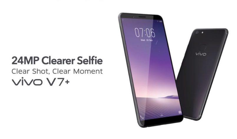 Vivo V7+ Dilancarkan Dengan Skrin FullView Display Serta Kamera Selfie 24-Megapixel