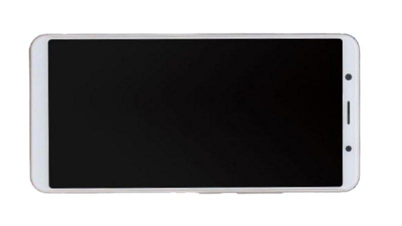 Rekaan Vivo X20 dan X20A Dengan Skrin FullView Display Tertiris