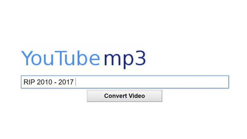 Laman YouTube-MP3.Org Menghentikan Operasi Selepas Disaman RIAA