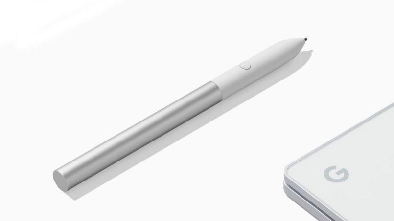 Stylus Pixelbook Pen Menggunakan Bateri AAAA Yang Sukar Dicari