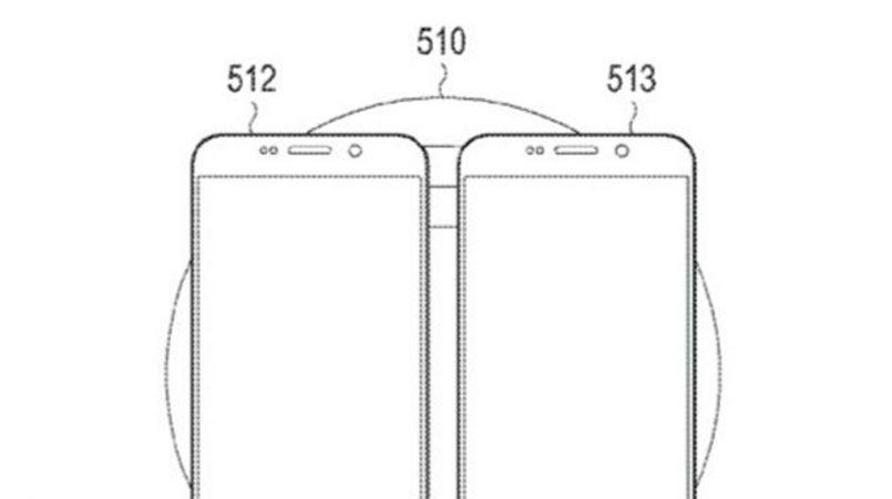 Samsung Mempatenkan Pengecas Tanpa Wayar Yang Mengecas Dua Peranti Serentak