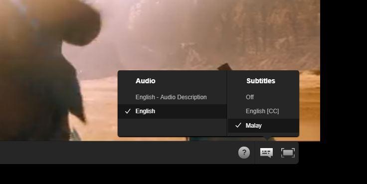 Netflix Mula Menawarkan Pilihan Sarikata Berbahasa Malaysia Untuk Beberapa Filem