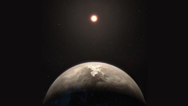 Planet Seumpama Bumi Ross 128b Ditemui Pada Jarak 11 Tahun Cahaya