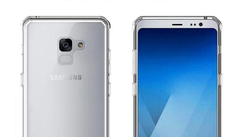 Rekaan Samsung Galaxy A7 2018 Dan A5 Tertiris Amanz