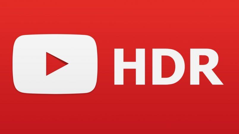 YouTube Umum Sokongan HDR Untuk Penstriman Langsung