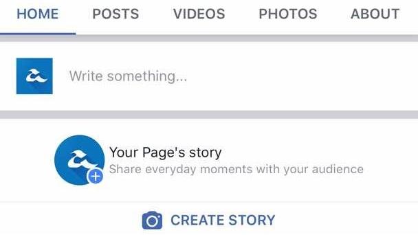 Facebook Mula Memperkenalkan Sokongan Facebook Stories Untuk Facebook Pages