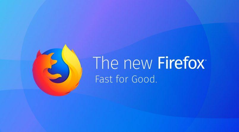 Firefox Baru