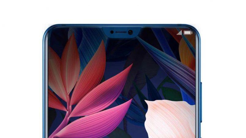 Huawei P11 Mungkin Mempunyai Takuk Skrin Seperti iPhone X
