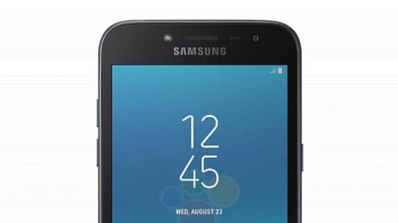 Rekaan Peranti Kelas Permulaan Samsung Galaxy J2 (2018) Tertiris