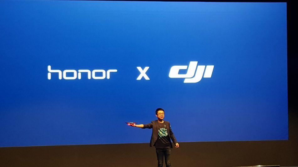 Honor DJI