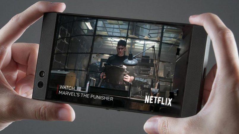 Razer Phone Kini Menyokong Penstriman Kandungan HDR Netflix