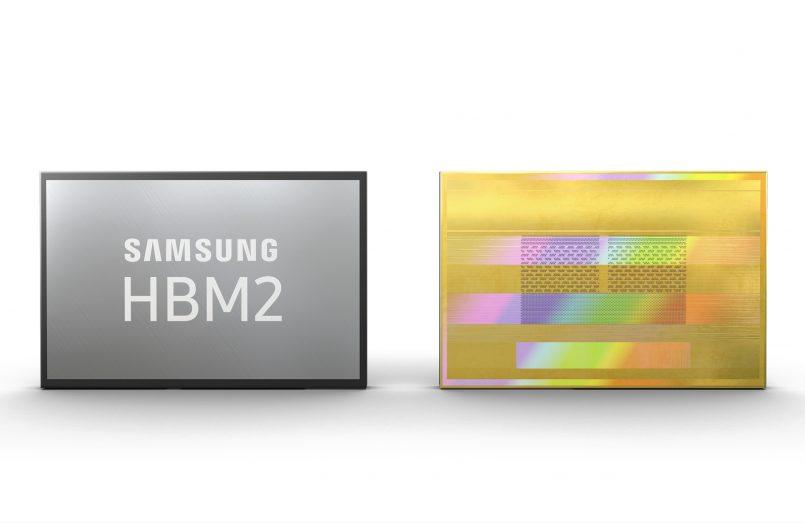 Samsung Memperkenalkan Aquabolt – Memori HBM2 Terpantas Di Pasaran
