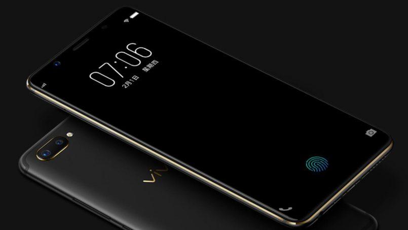 Vivo X20Plus UD Dilancarkan Secara Rasmi Dengan Pengimbas Cap Jari Terbina Pada Skrin