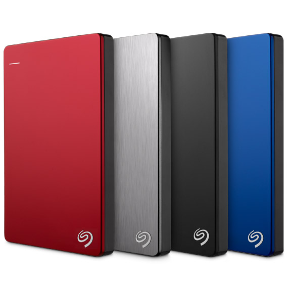 Seagate Backup Plus Slim External Hard Drive 2TB