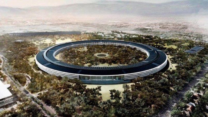 Amaran Risiko Kecederaan Kerana Penggunaan Dinding Kaca Di Apple Park Diterima Apple Sembilan Bulan Yang Lalu