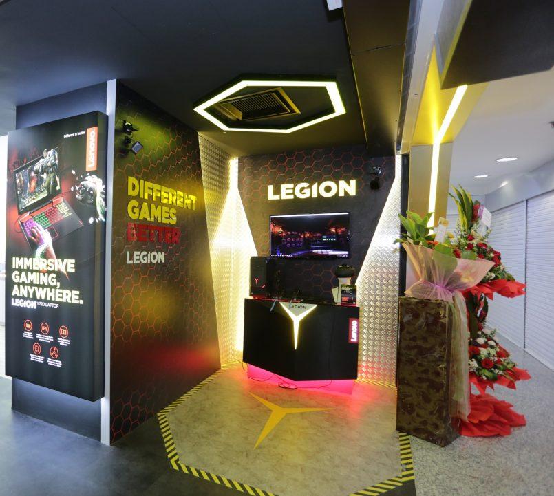 Lenovo Mungkin Memperkenalkan Telefon Permua DIbawah Jenama Legion