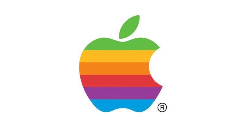 Apple Memfailkan Permohonan Memperbaharui Tanda Dagang Logo Epal Berwarna Pelangi