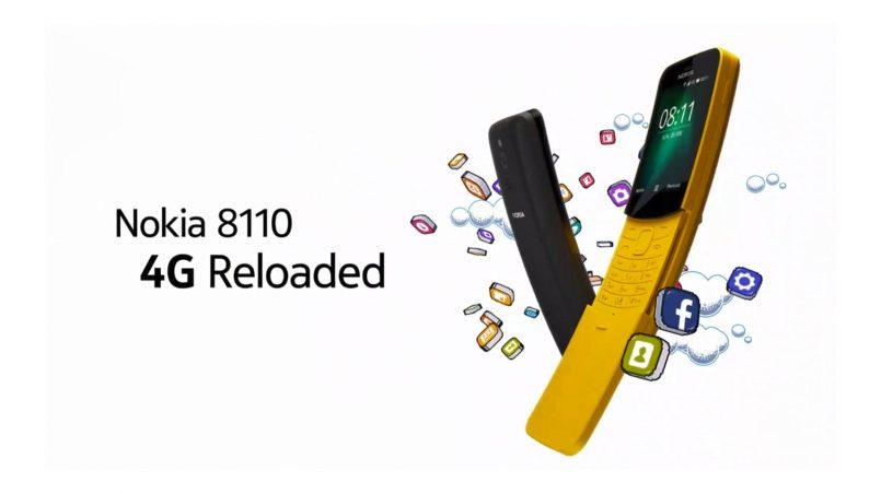 "Nokia 8110 4G Dilancarkan – Kembalinya ""Telefon Pisang"" The Matrix"