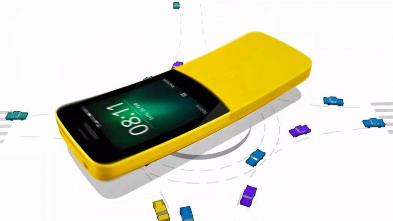 Nokia 8110 4G Akhirnya Menerima Sokongan Aplikasi WhatsApp