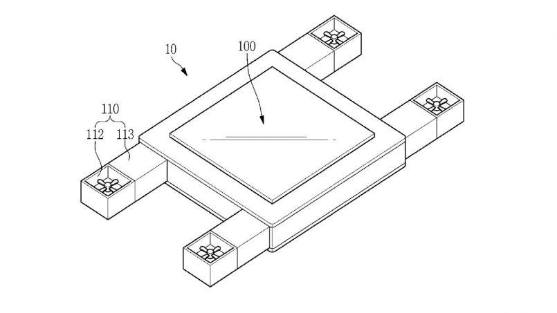 Samsung Mempatenkan Dron Yang Boleh Dikawal Dengan Mata