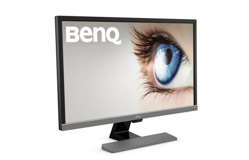 BenQ Memperkenalkan Paparan EL2870U – Hadir Dengan Resolusi 4K, Sokongan HDR10 Dan AMD FreeSync