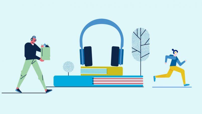 Google Audiobook Dikemaskini Bagi Menyokong Fungsi Bookmarks Dan Mengawal Kelajuan Bacaan