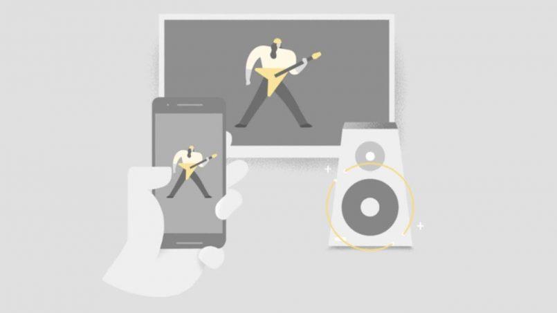 Versi Android Akan Datang Mungkin Mematikan Skrin Ketika Menggunakan Fungsi Casting