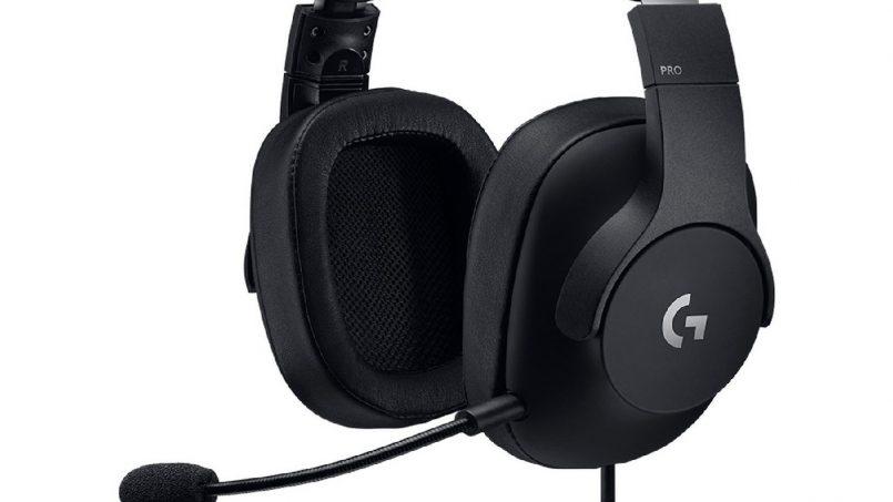 Logitech Melancarkan Fon Kepala Permainan Video G Pro Gaming Headset