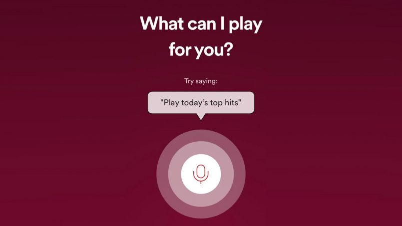 Spotify Sedang Menguji Fungsi Kawalan Suara Terbina Di Dalam Aplikasi