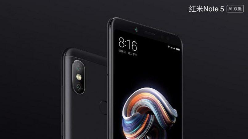 Xiaomi Redmi Note 5 Dilancarkan Di China – Redmi Note 5 Pro Dengan Spesifikasi Kamera Berbeza