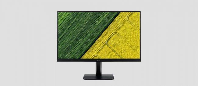 Acer LED Monitor
