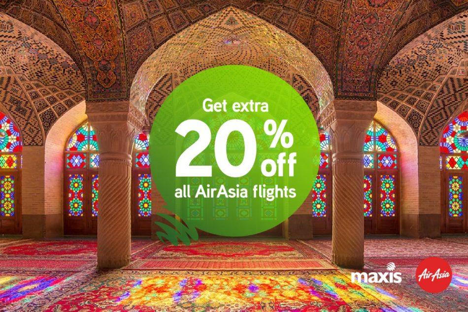 Maxis AirAsia