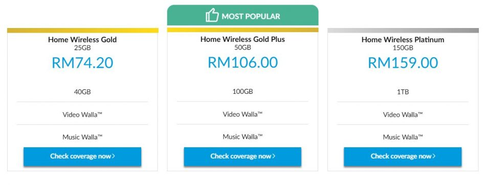 Celcom Home Wireless