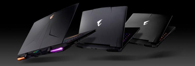 AORUS Mengemaskini Siri Laptop Gaming Mereka Dengan CPU Intel Coffee Lake Terbaru