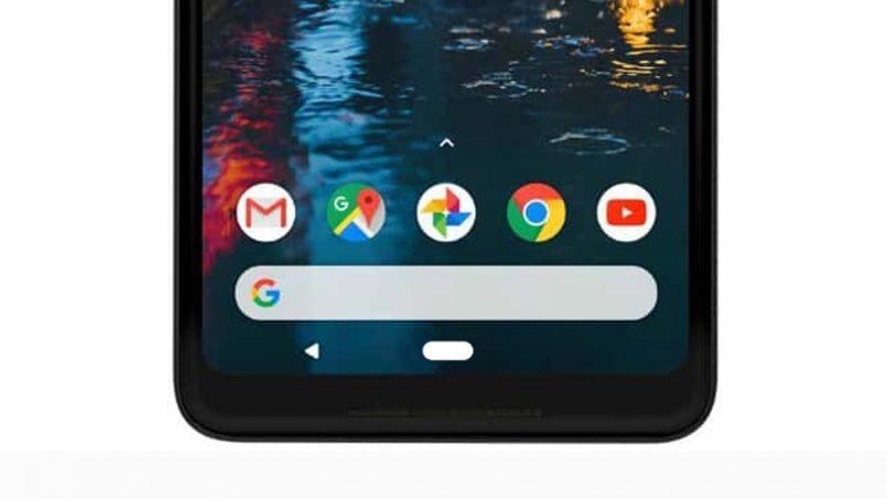 Google Sedang Menguji Kawalan Gesture Seakan iPhone X Pada Android P