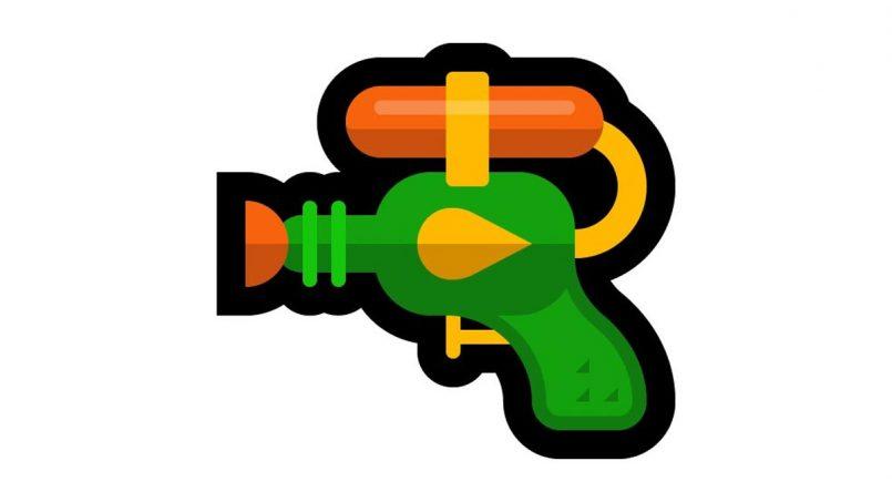 Microsoft Akan Turut Menukar Emoji Pistol Kepada Pistol Permainan